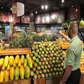 Supermarket Solution