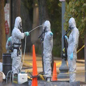 Anthrax & Ebola Decontamination
